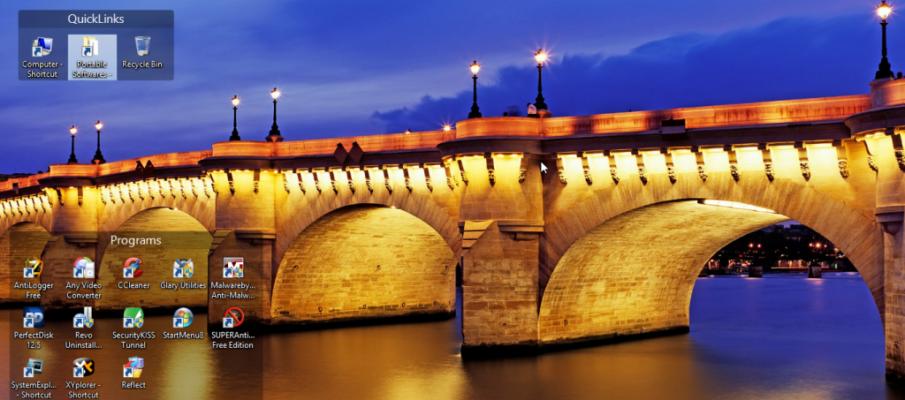 Panoramic Bridge