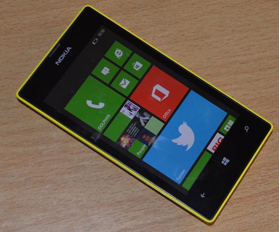 Lumia 520 tiles