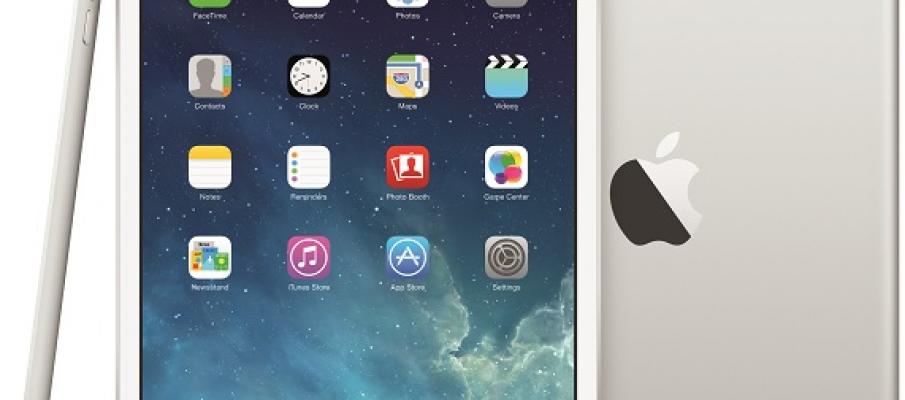 iPad Air mini with retina display